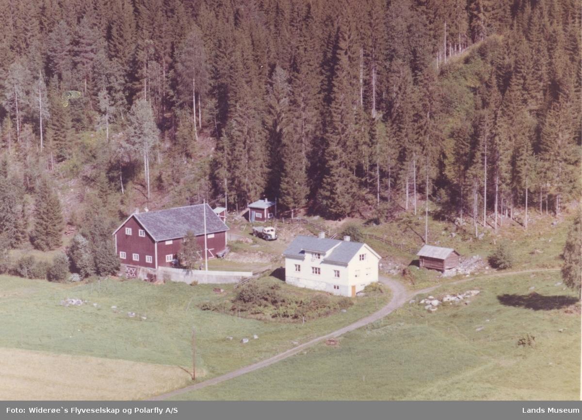 Flyfoto Øvermoen