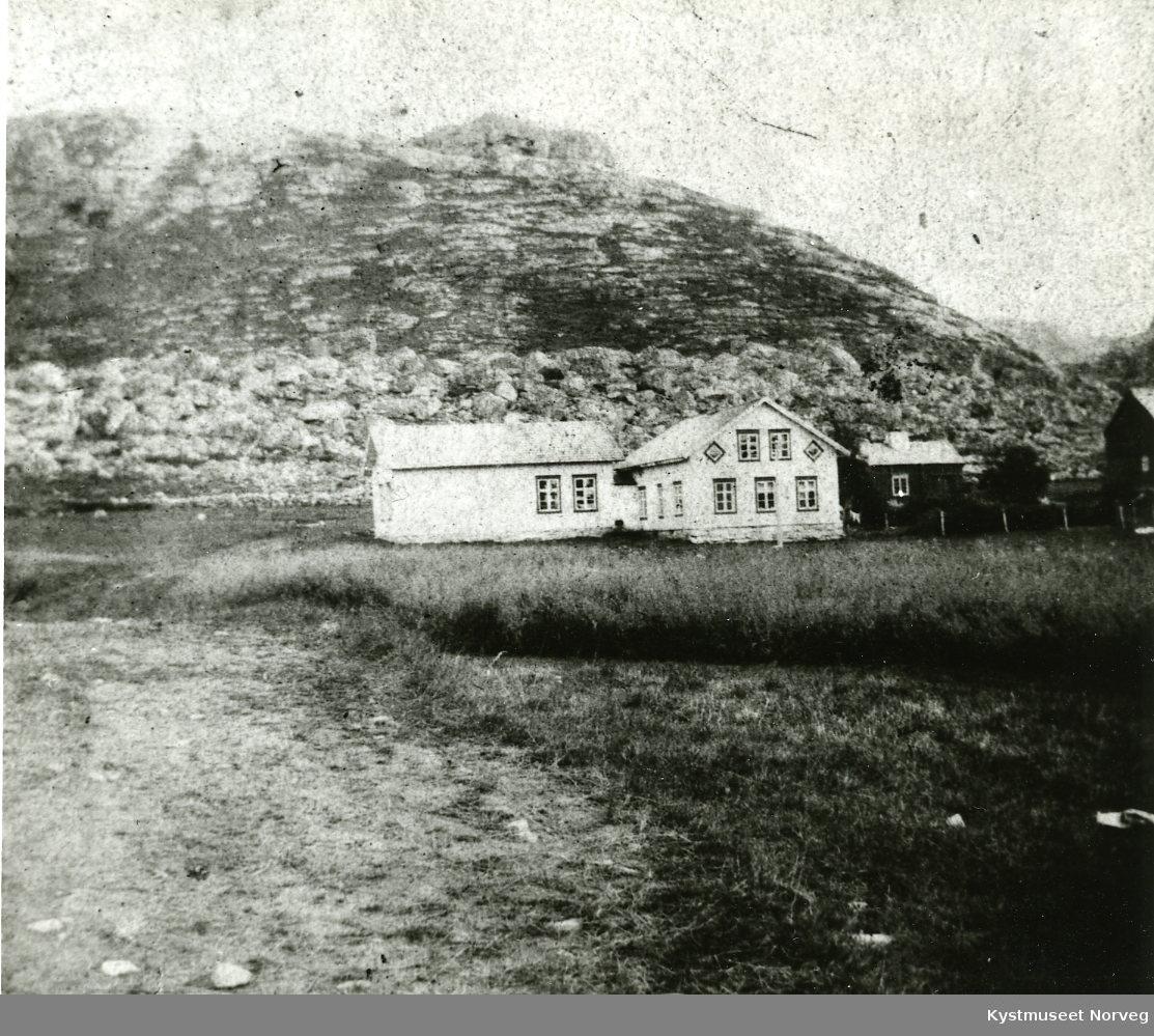 Hilstad Skole i Flatanger