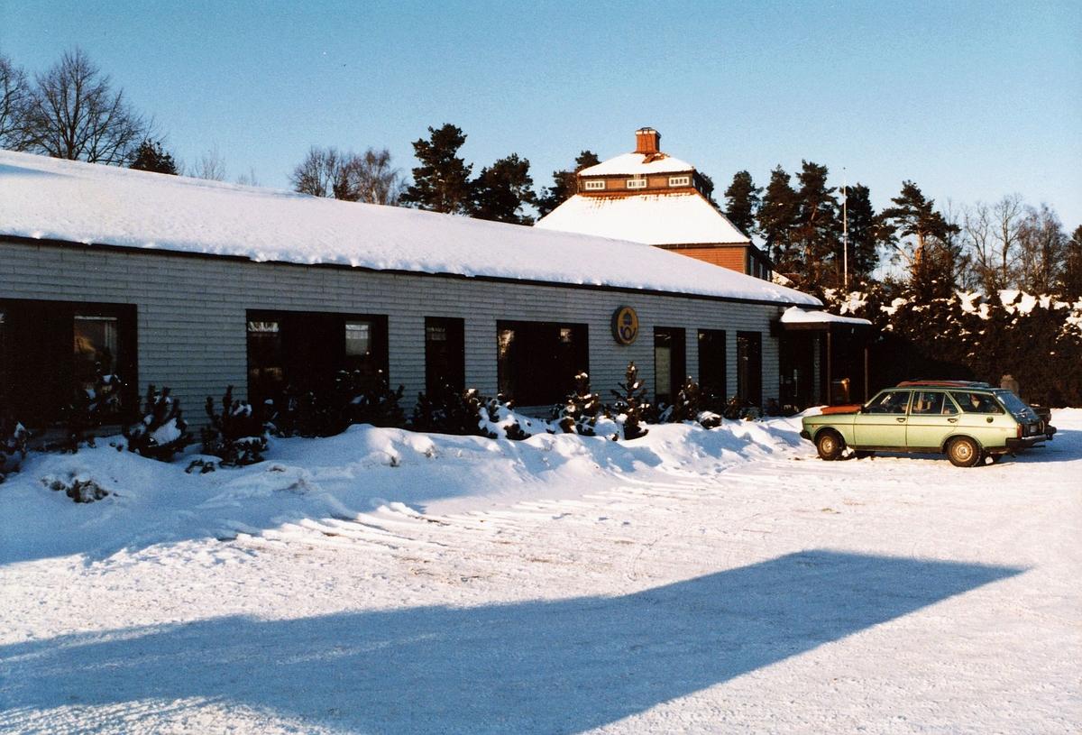 Postkontoret 388 00 Ljungbyholm Tomtebyvägen 1