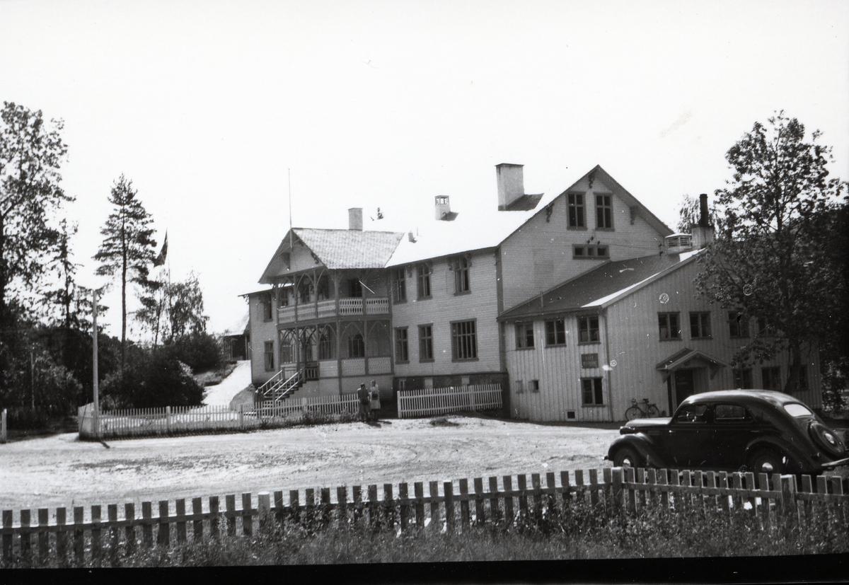 Fosheim hotell i Røn