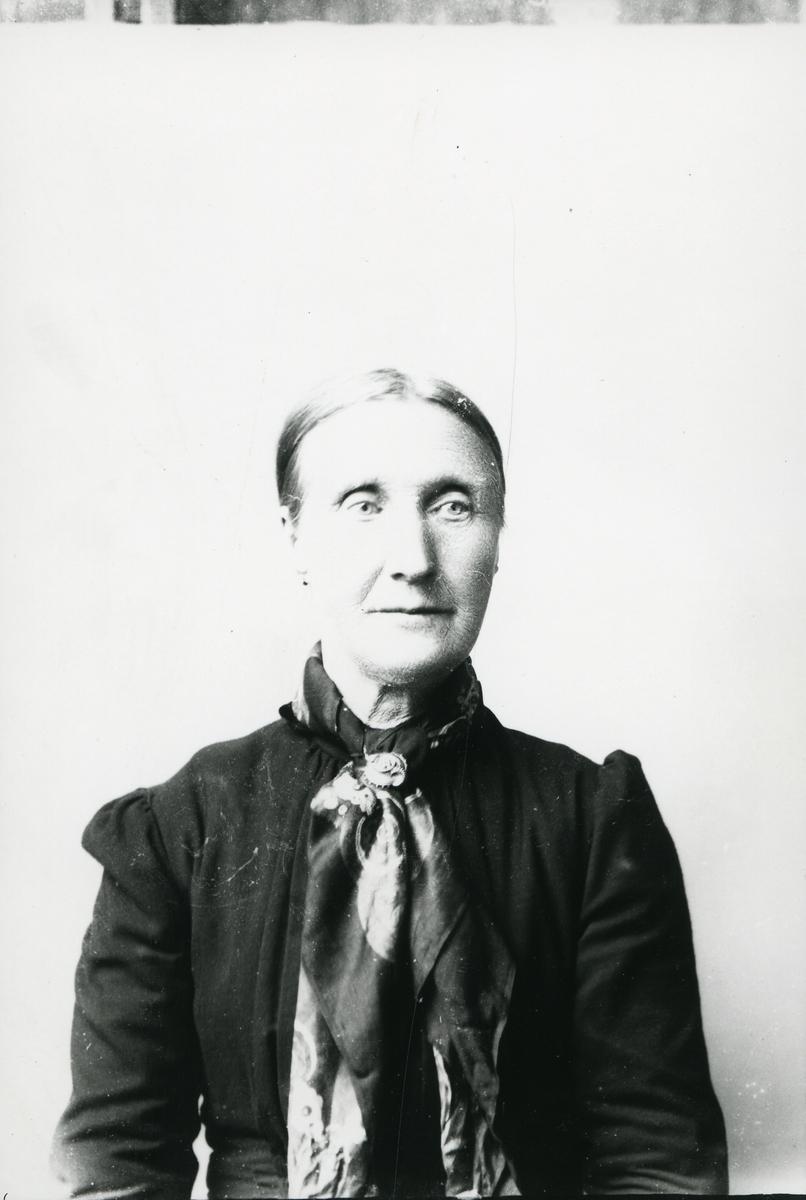 Portrett av Guri Nordsveen d.e.
