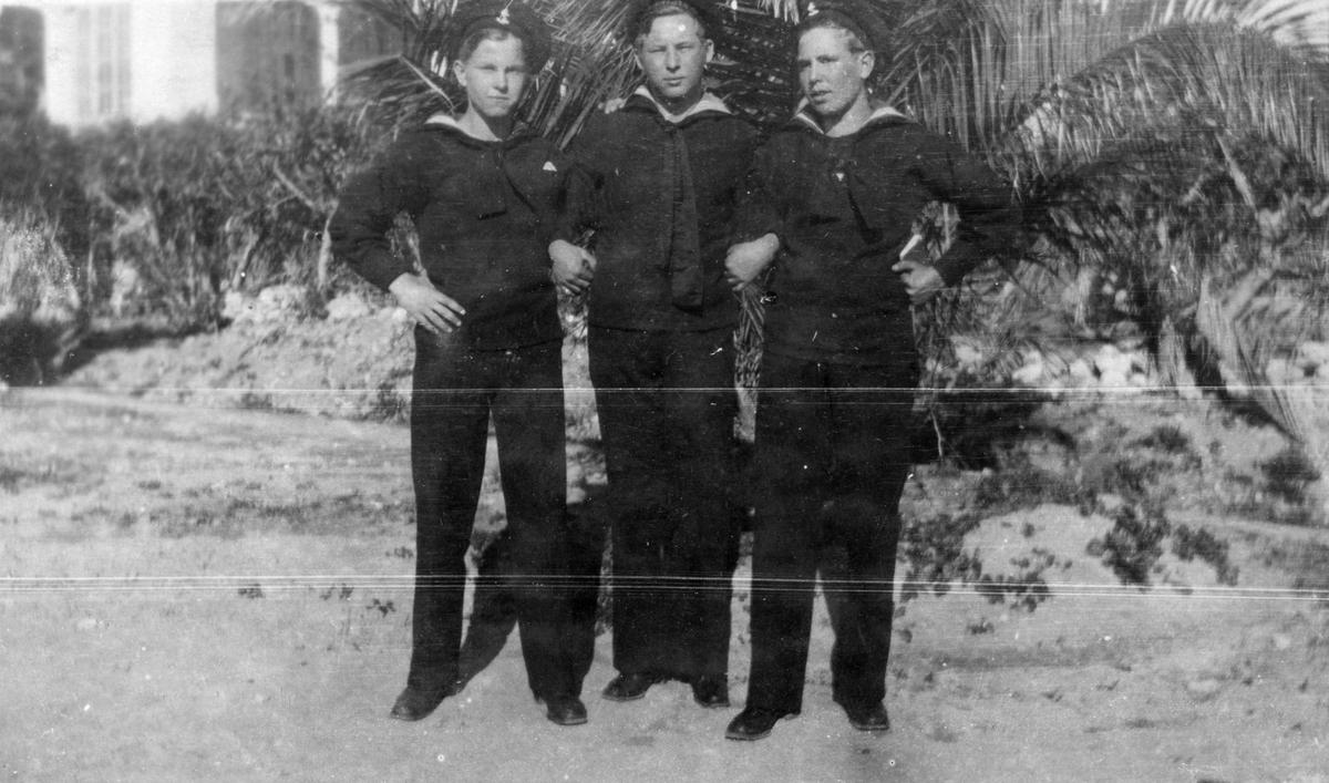 Svenska skeppsgossar i Cartago