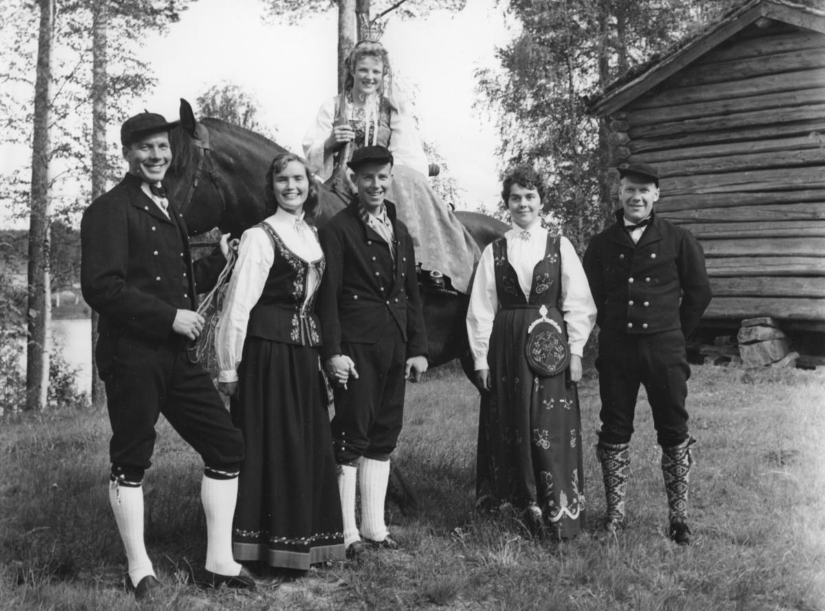 Utflytterdagen,Glomdalsbruden 1960