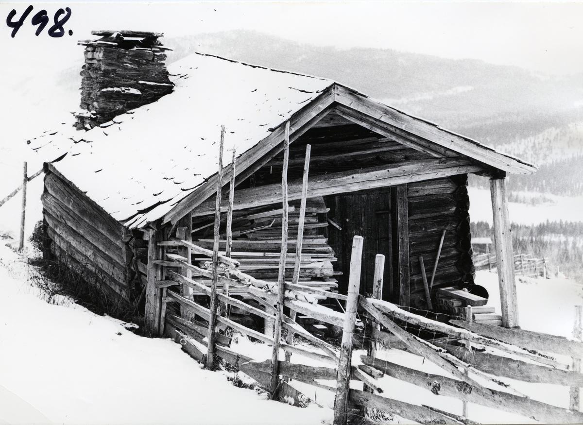Eldhus - Jonshegge i Øystre Slidre