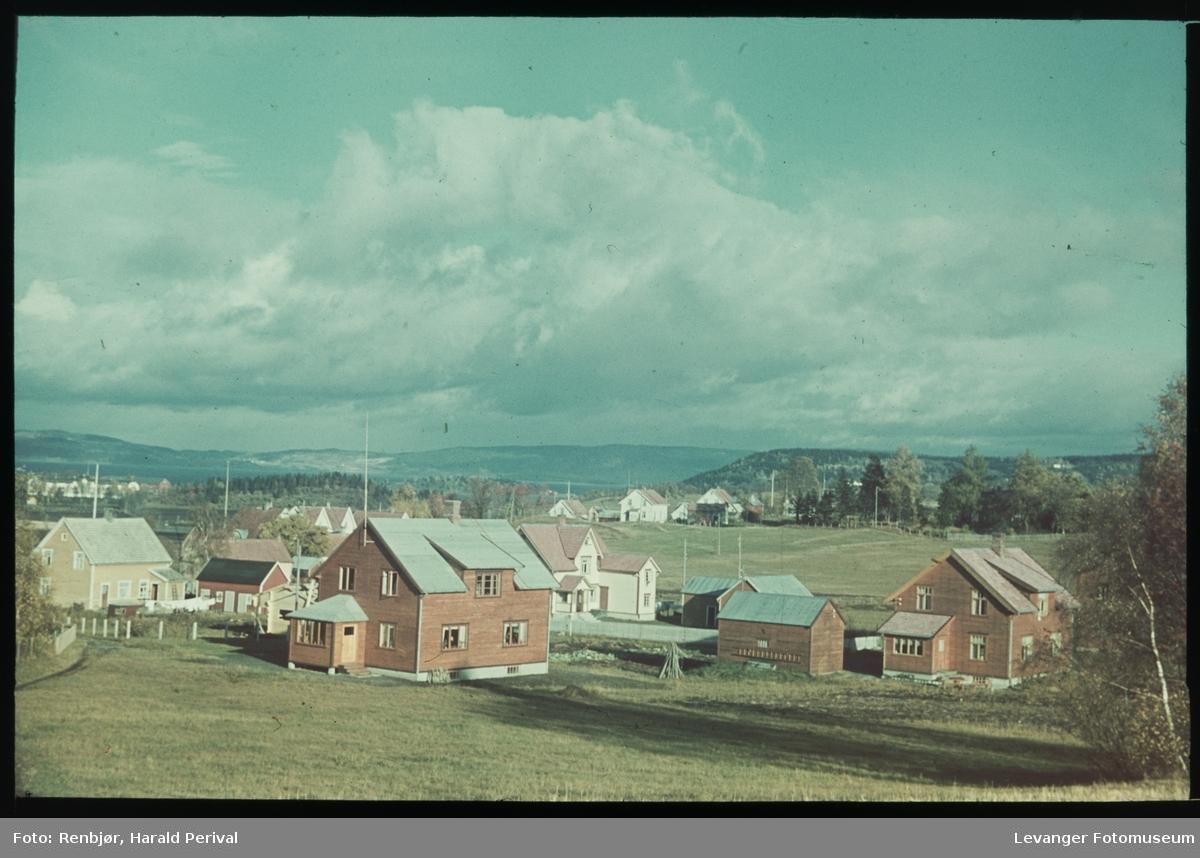 Utsikt ved Bruborg.
