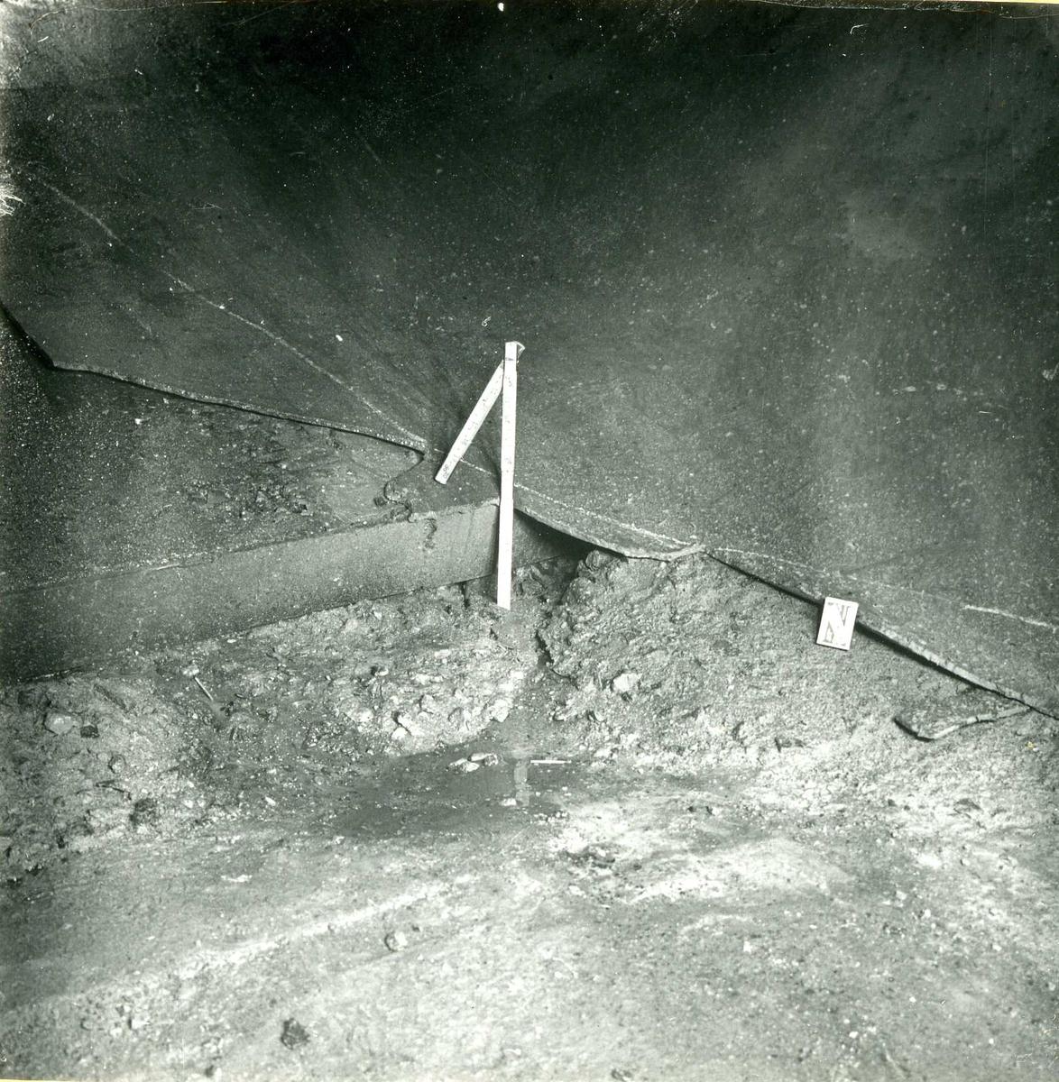 Kraft området. Fellesanlegg (137) Mars 63