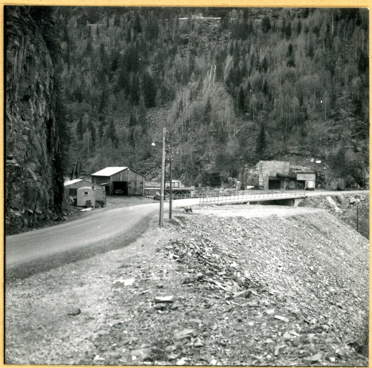 779-4 Påhugg a-tunnel Lio