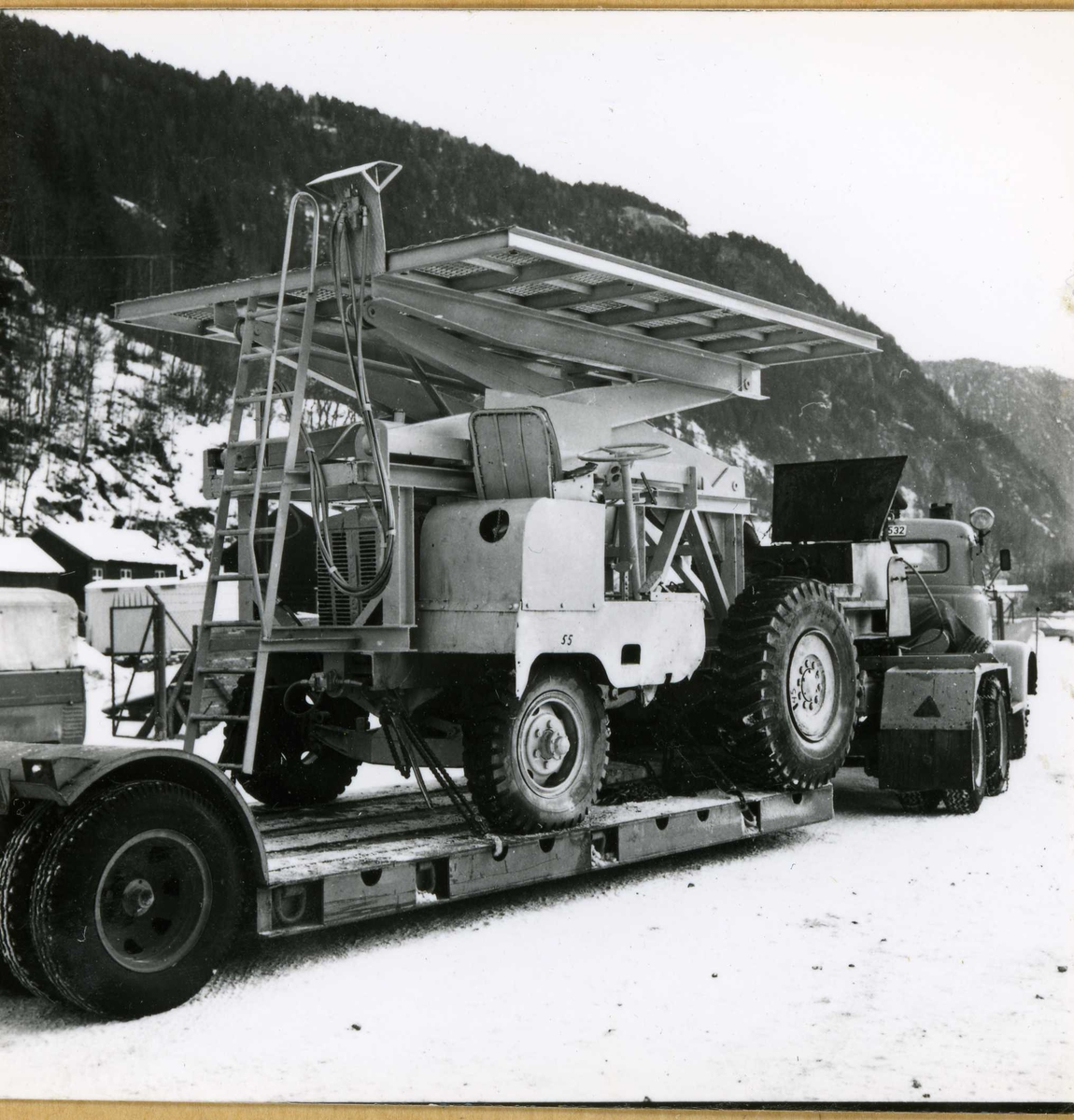 443-6 Transport av saksebukk