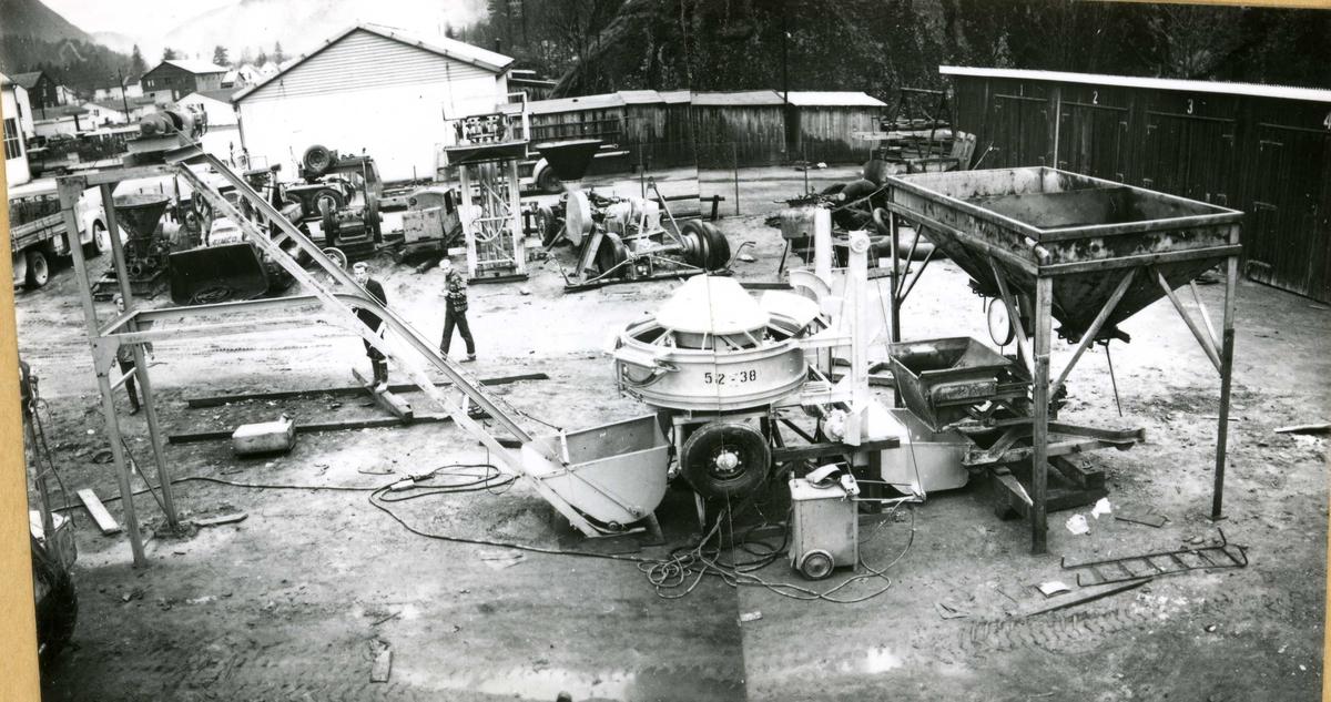 445-1-4 Prøvestasjon betong Dalen