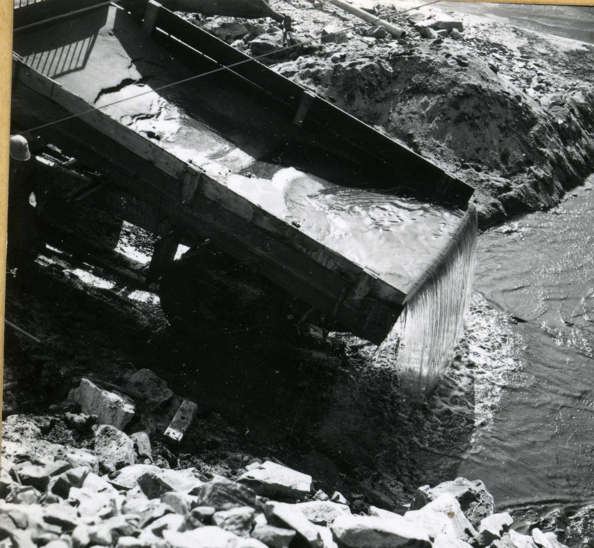 Dalen 61, betong