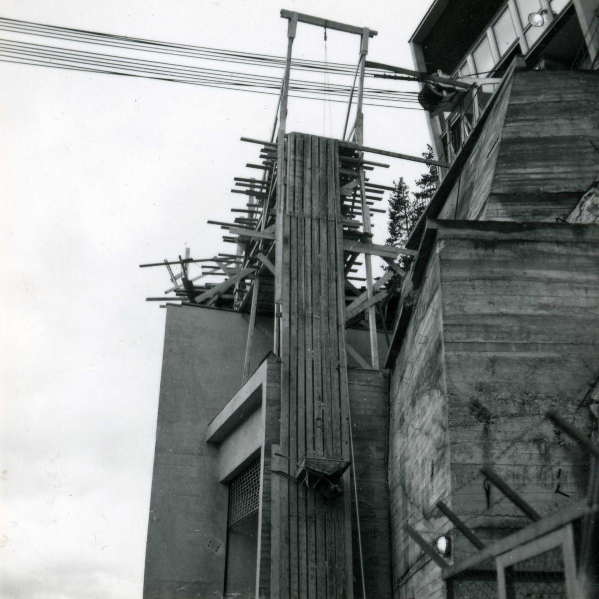 Dalen 85, betong