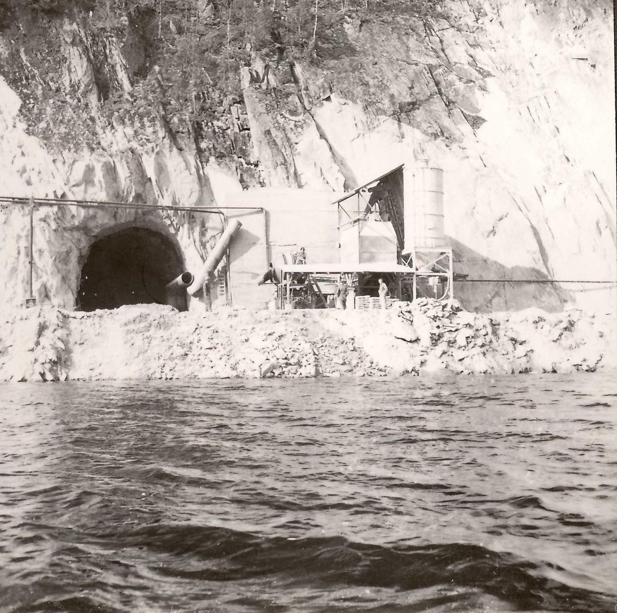 Dalen, betong 32, mai 58