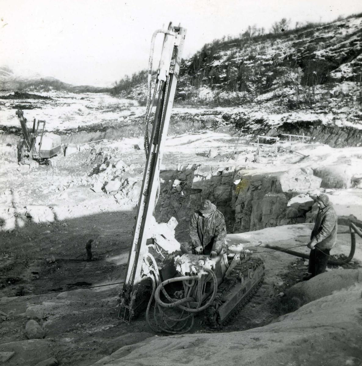 Songa 120, høsten1959