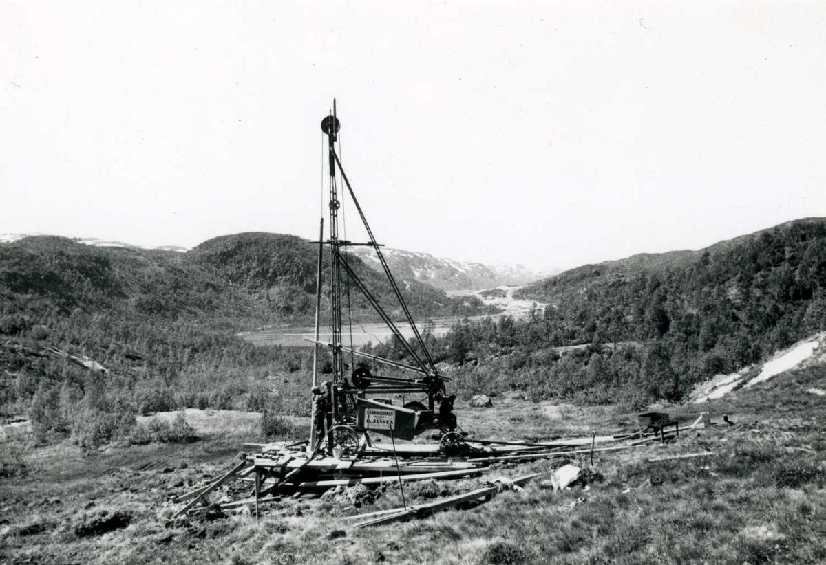 Prøveboring Bordalen med diamantbor   01-09-58.tif