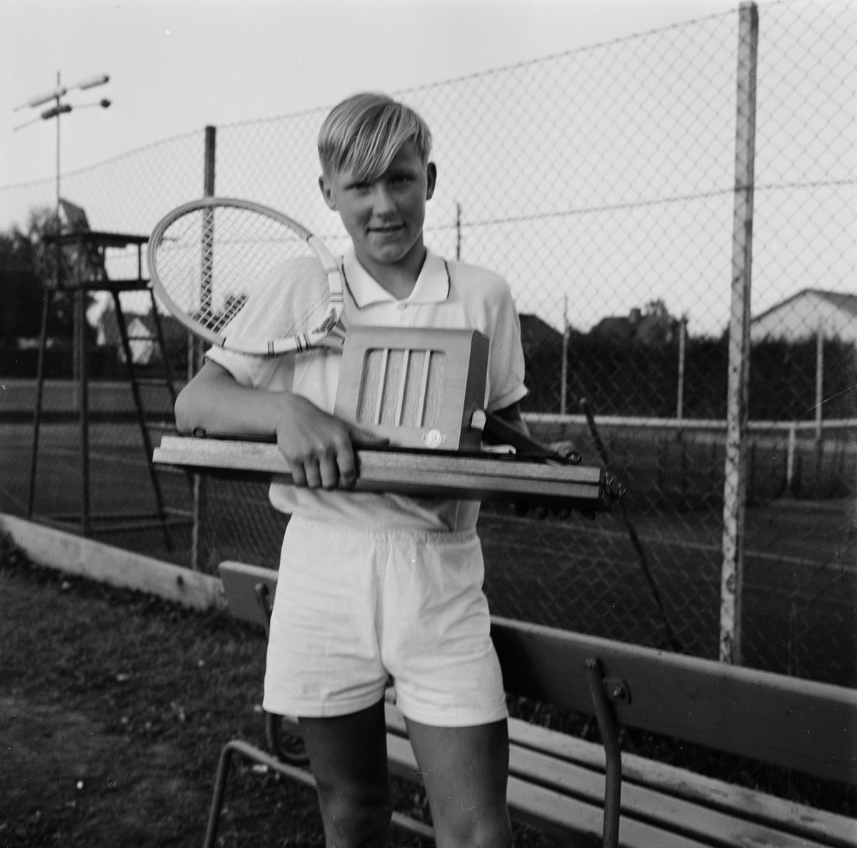 Tennis, Urban Englund, Uppland