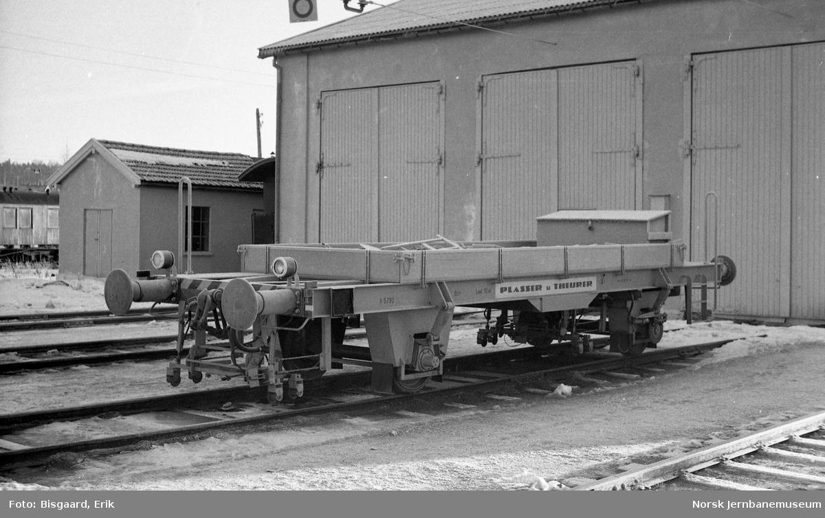 Internvogn litra X nr. 5790