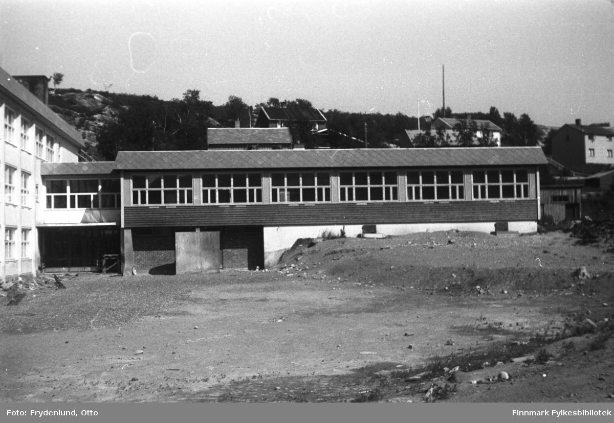 En del av Kirkenes skole