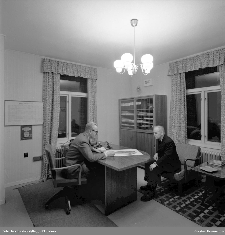 Verkstadsskolans rektor 1959.