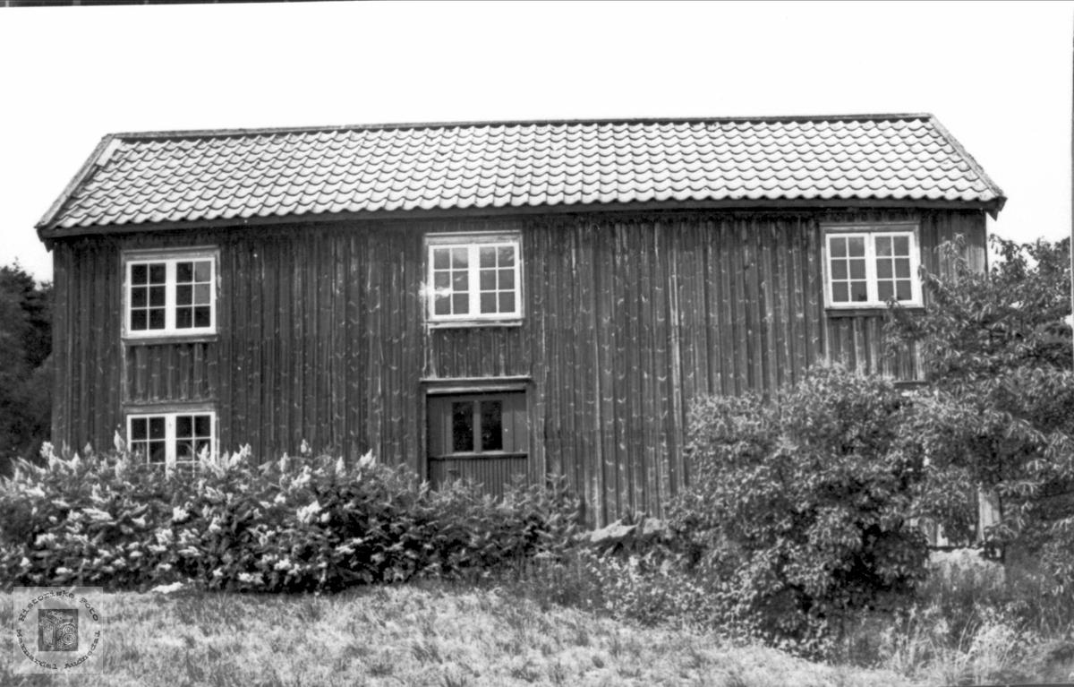 Brokka - Mindrebø