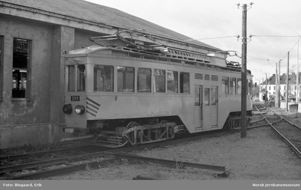 Ekebergbanens motorvogn nr. 1007