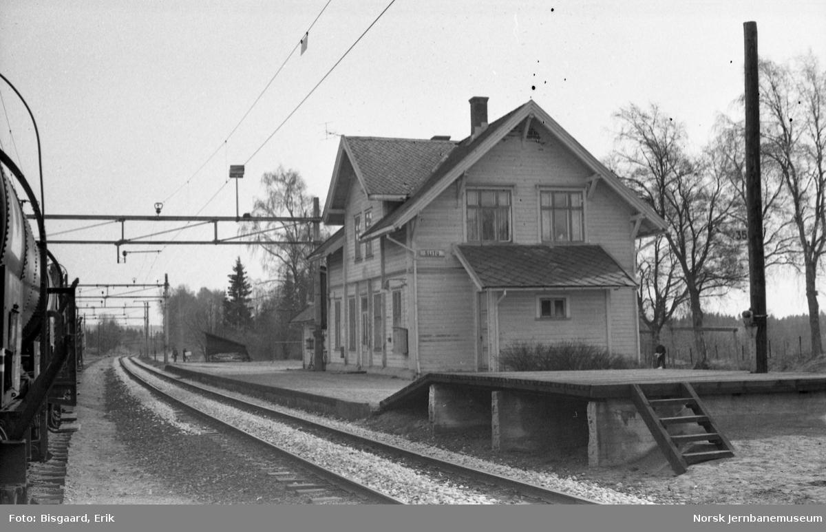 Slitu stasjon