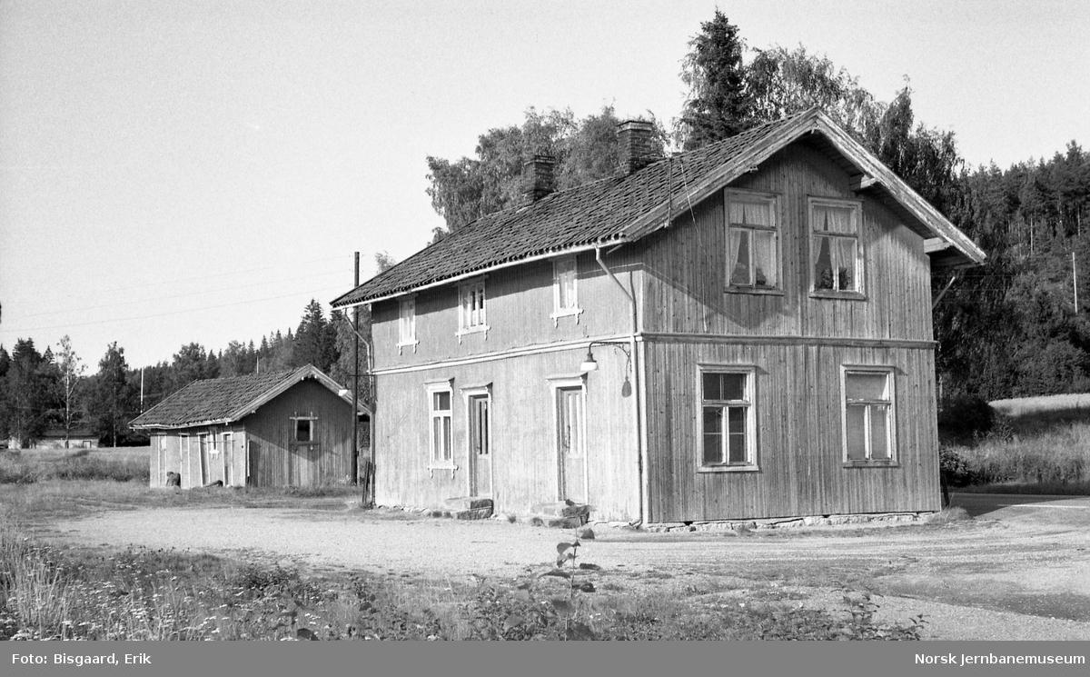 Skulerud stasjonsbygning