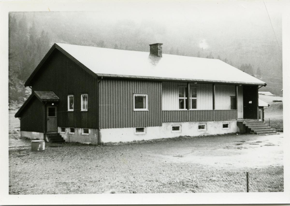 Øye skule, Vang i Valdres.