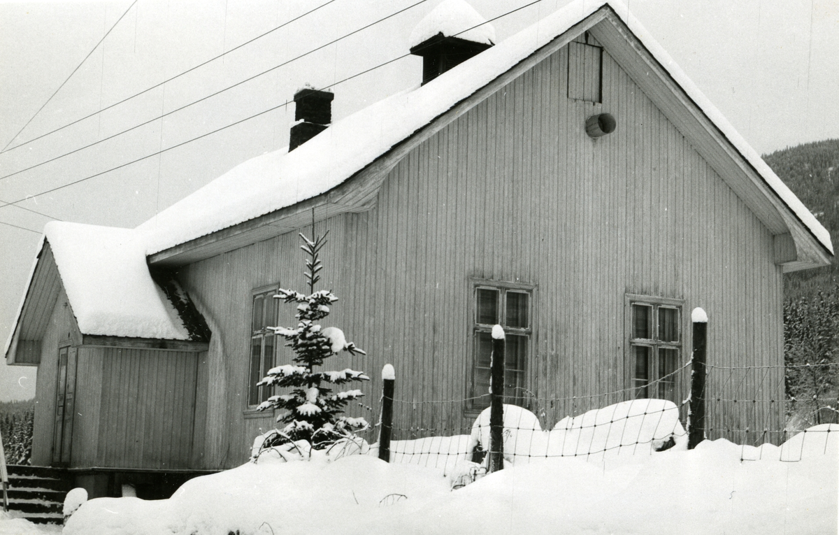 Vestringsbygde bedehus, Nord-Aurdal, Valdres.