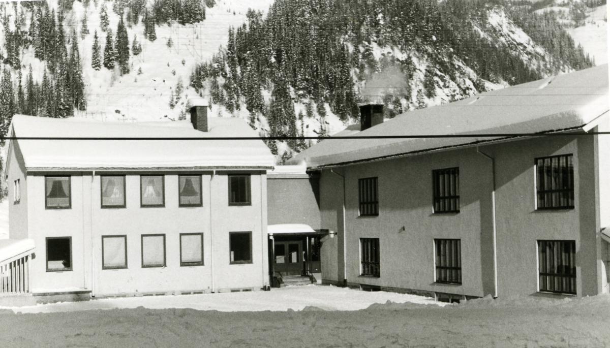 Bagn skule, Sør-Aurdal.