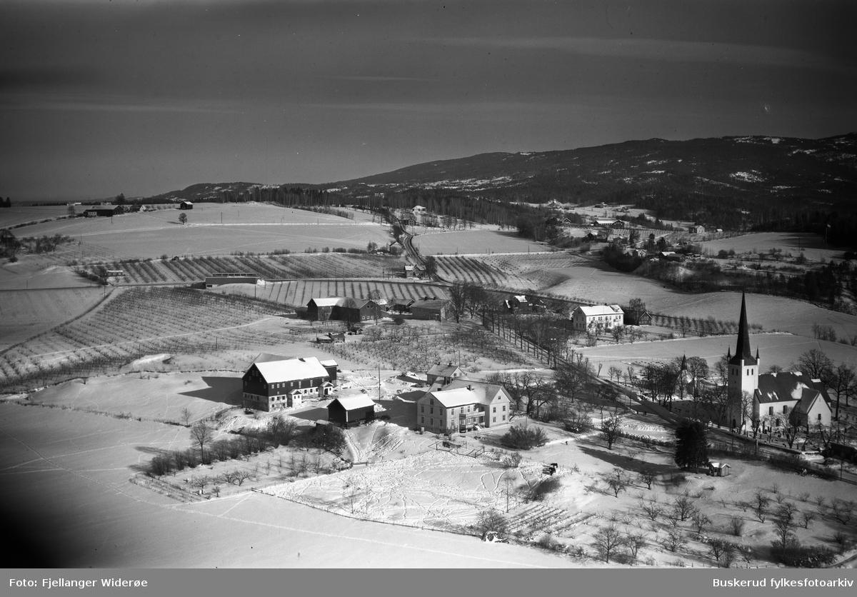 Norderhov gamle prestegård Ringvoll gård Norderhov kirke, Kirkeskolen 18/2-1959