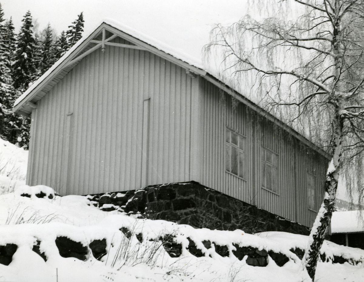 Aurdal bedehus, Nord-Audal.