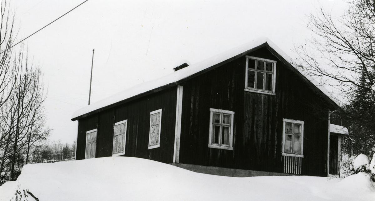 Rye bedehus i Nord-Aurdal kommune i Valdres. Opprinnelig var dette en skole før det ble et bedehhus.