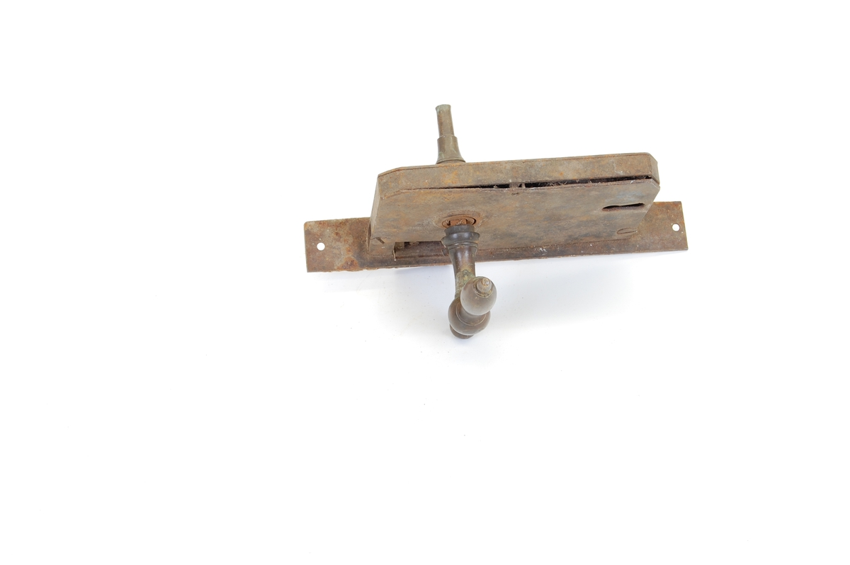 Form: Rektang. låskasse.