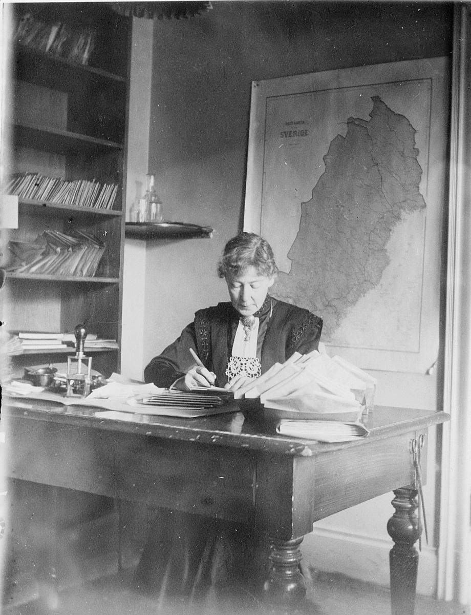 Postsparbanken 1910-talet