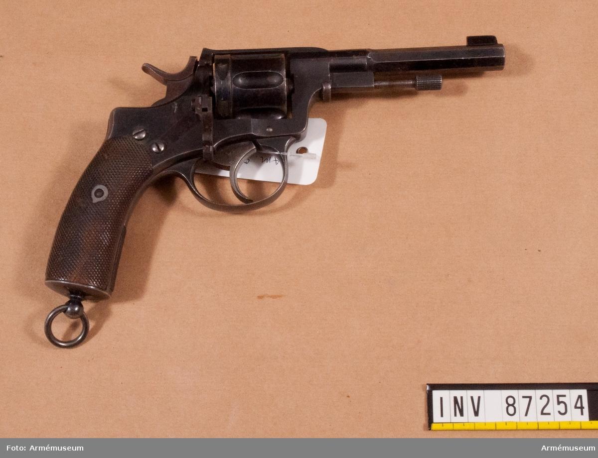 Revolver m/1895