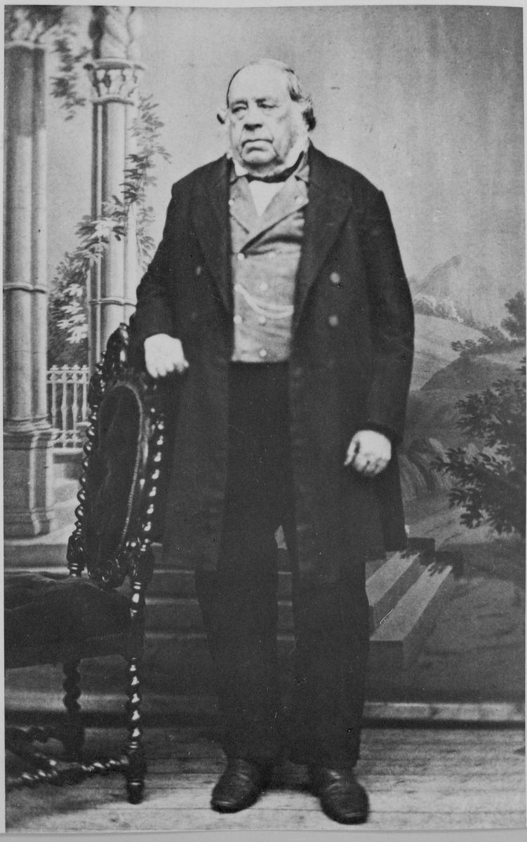 Tosten Svendsen Solberg, 1791-1870.