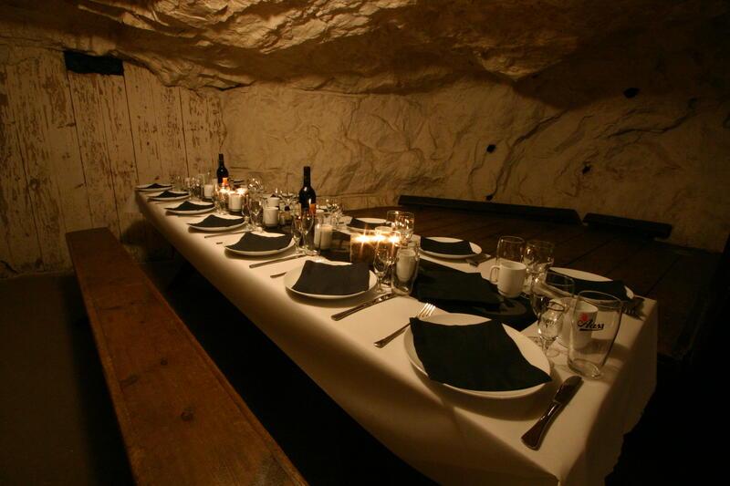 Bord dekket opp (Foto/Photo)