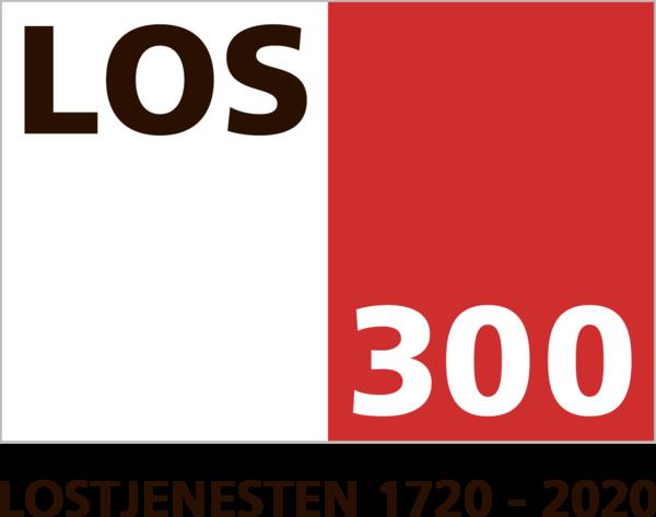 LOS300_logo_sort_tekst.png. Foto/Photo