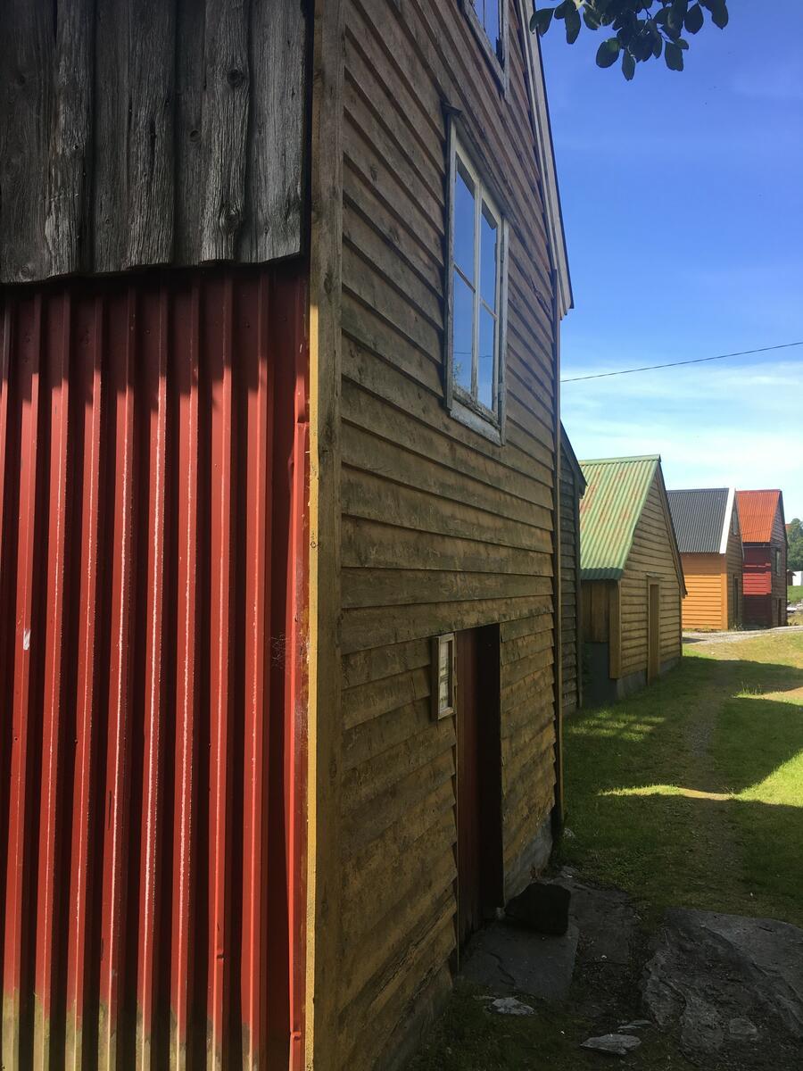 Hosanger Treskofabrikk på Osterøy (Foto/Photo)