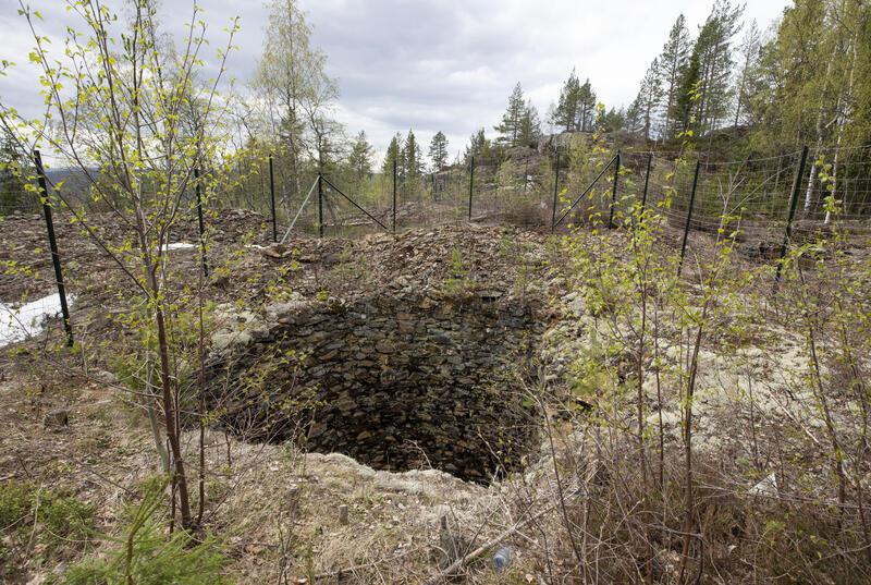 Gamle Justis gruve- Dagåpning (Foto/Photo)