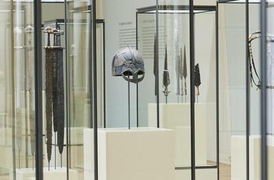 Illustrasjon Climate in museums. Foto/Photo