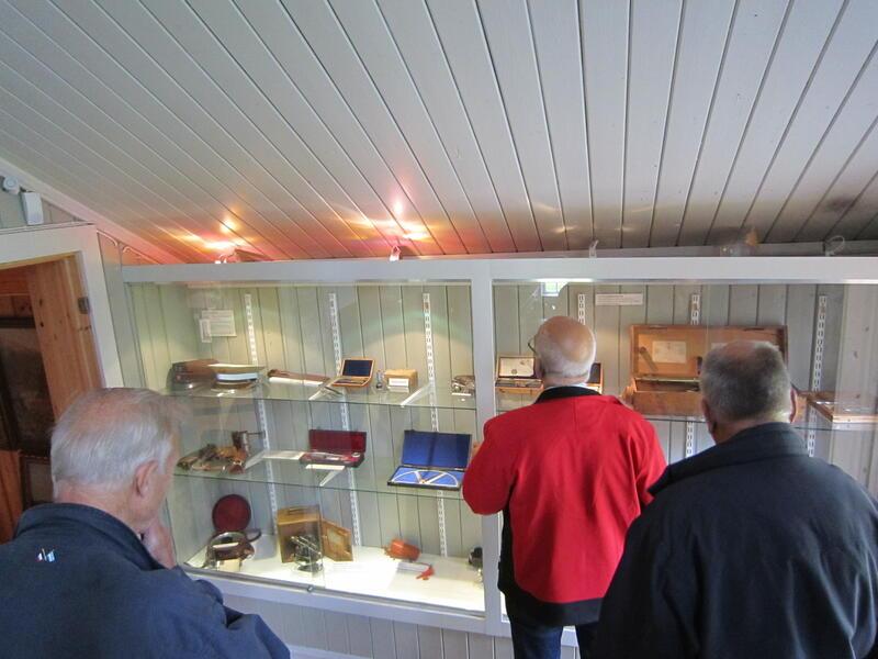 Fra utstillingen. Foto: Ukjent/Norsk vegmuseum (Foto/Photo)