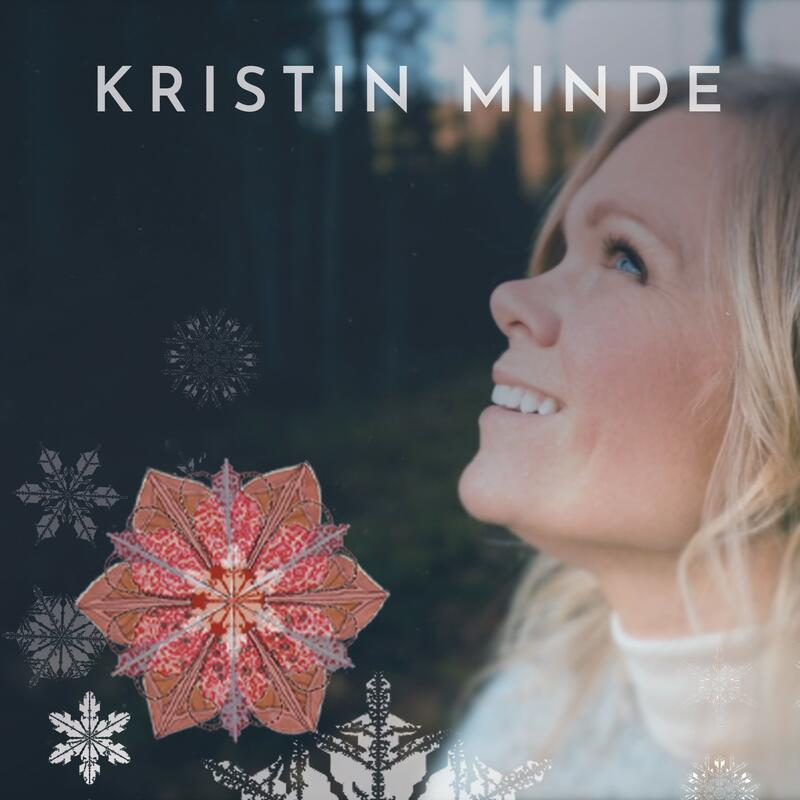 """Kristin Minde stever og synger på konserten """"Vinterrosen"""". (Foto/Photo)"""