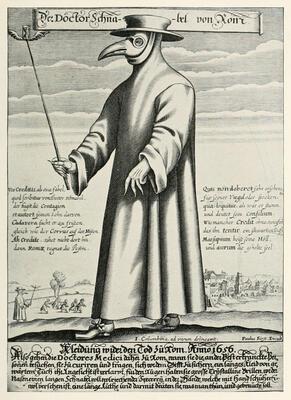 1568px-Paul_Furst_Der_Doctor_Schnabel_von_Rom_Hollander_version.jpg. Foto/Photo
