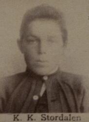 Sjeider Kittil K. Stordalen (1873-1938) (Foto/Photo)