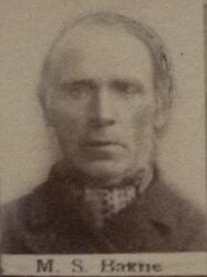 Tønneinntaker Mikal S. Baklid (1826-1894) (Foto/Photo)