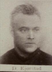D. Kjørstad (Foto/Photo)