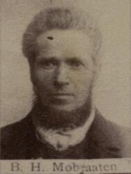 B. H. Mobraaten (Foto/Photo)