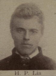Borhauer Halvor P. Lia (1864-1919) (Foto/Photo)