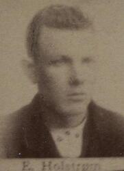 E. Holstrøm (Foto/Photo)